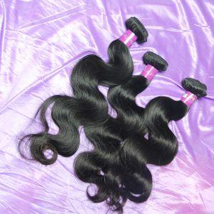 Top Grade Pure Virgin Body Wave Brazilian Weaving Human Hair