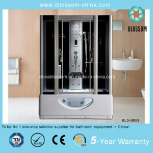 New Design and Back Massage Jets Complete Shower Room (BLS-9859) pictures & photos