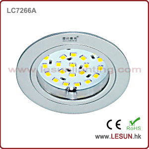 2835SMD LED Mini 12V Kitchen Cabinet Ceiling Light Recessed LC7266A pictures & photos