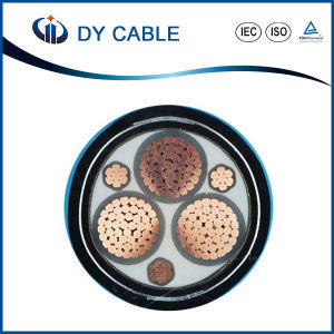 Manufacture Copper Conductor XLPE Insulated Armoured Power Cables pictures & photos