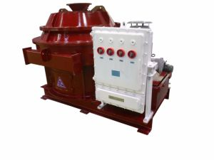 Oil Gas Drilling and Mud Cleaning Vertical Cutting Dryer