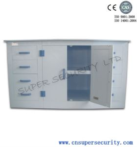 Anti Corrosive Ploypropylene Wall Bench PP Laboratory Workbench