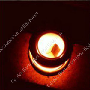 Intermediate Frequency 50kg Copper Gold Melting IGBT Induction Furnace If-60kw pictures & photos