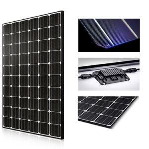 German Quality 100W Mono PV Power Photovoltaic Solar Module pictures & photos