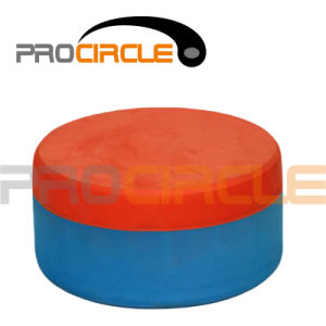 Round Yoga Balance Block Yoga Brick Accessory (PC-YA4008) pictures & photos