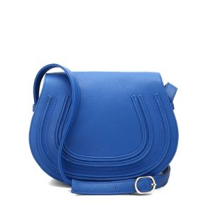 Saddle Shape Cute Style Lady Cross-Body Bag (MBNO040001) pictures & photos