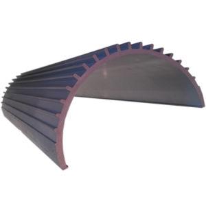 Aluminum Profile /Aluminium Extrusion Profile for Industrial Heat Sink Aluminum Radiator pictures & photos