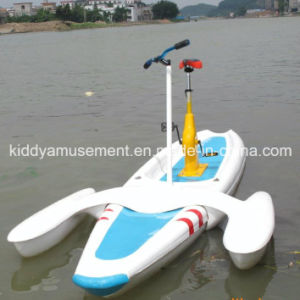 Fish Boats Amusement Park Rides Water Bike