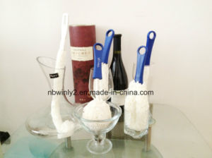 Plastic Cleaning Brush for Wine Decanter and Glass pictures & photos
