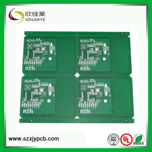 Fr4 Tg135 1.6mm Board Thickness 1oz Copper Green Solder Maks Prined Circuit Board pictures & photos