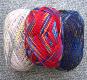 Sock Yarn pictures & photos