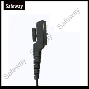 Walkie Talkie Earpiece with Micropphone for Hytera Pd780 pictures & photos