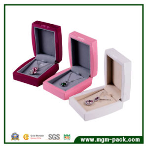 High Glossy Wooden Customized Jewellery Box pictures & photos