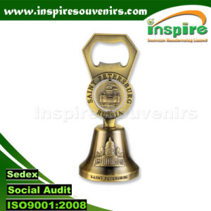 Customized Dinner Bell with Opener for Souvenirs pictures & photos