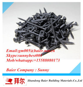 Black Screws for Drywall pictures & photos