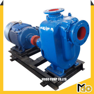 Self Priming End Suction Water Pump pictures & photos
