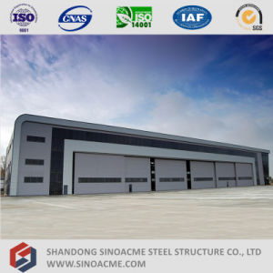 Large Span Steel Structure Hangar for Airplane Maintenance pictures & photos