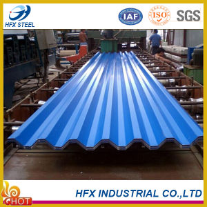 Pre-Painted Galvanized Roofing Sheets in Rolls pictures & photos
