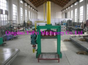 Hydraulic Rubber Cutter Machine with ISO Ce pictures & photos