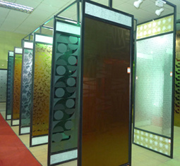 Art Partition Tempered Building Laminated Rolled Bubble Pattern Paint Glass Jar Door Window Art Decorative pictures & photos