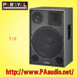 Montarbo Style Paint Speaker Box (T18)