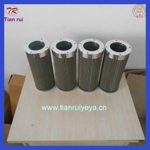 Flange Connection Leemin Suction Hydraulic Filter Wu-400X100fj pictures & photos