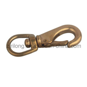 Brass Quick Bolt Snap Hooks Model Dp-251b pictures & photos