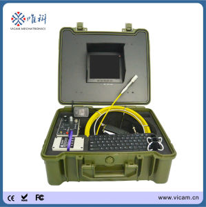 8′′ LCD Waterproof Sewer Pipe Inspection Camera V8-3188dk pictures & photos
