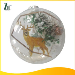 High Quality Christmas Glass Ball Ornaments pictures & photos
