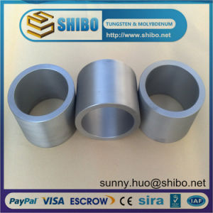 High Quality and Purity Molybdenum Tube 99.95% pictures & photos
