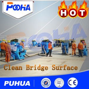 Mobile Type Shot Blasting Machine Ce Quality for Road Surface pictures & photos