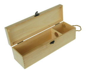 OEM Highend Wooden Red Wine Box with Cheaper Price pictures & photos