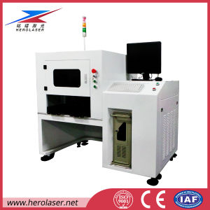 Optical Fiber Transmission Laser Welding Machine with Dual Head Workstations pictures & photos