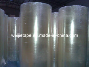 Transparent Packing Tape Jumbo Roll pictures & photos