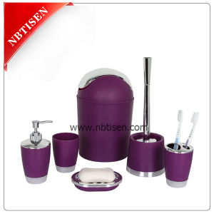 Newest Plastic Bathroom Accessories PP-8028 (S8)
