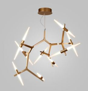 Morden LED Chandelier Lamp (WHG-559) pictures & photos