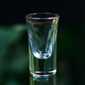 1oz / 30ml Shooter Glass (Logo Printing Available)