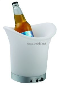 Smart 7 Colors Changing LED Ice Bucket pictures & photos