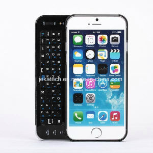 Ultra-Thin Slide out Wireless Bluetooth Keyboard for iPhone 6 pictures & photos