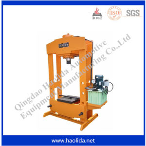 Electric Hydraulic Press Machine 50t/100t pictures & photos