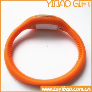 High Quality Silicone Bracelet Watch (YB-SW-64) pictures & photos