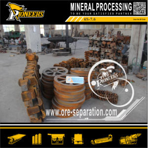 Placer Sand Ore Processing Equipment Gold Shaking Table Washing Plant pictures & photos