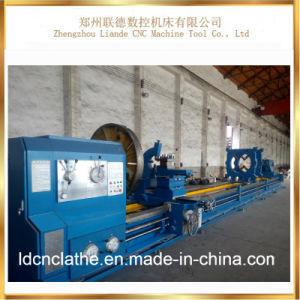 C61250 Hot Selling Low Cost Horizontal Heavy Lathe Machine Price pictures & photos