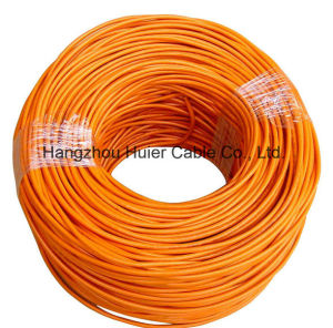 Cable Manufacturing Cat5e Figure-8 Network Cable Telecommunication Use pictures & photos