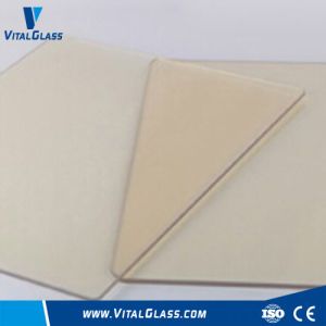 4-6mm Clear Ceramic Glass for Fireplace pictures & photos