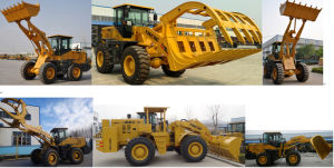 Loader Zl30/3 Ton pictures & photos