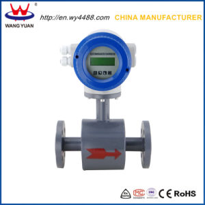 Water Treatment Application Electromagnetic Flow Meter pictures & photos