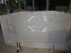 G655 Hazel White Granite Countertop for Kitchen and Bathroom pictures & photos
