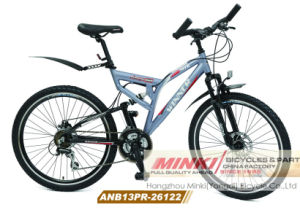 Alloy Suspension Mountain Bicycle (ANB13PR-26122) pictures & photos