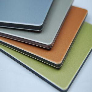 Alucoworld Quality Fireproof Aluminum Composite Panel pictures & photos